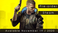 [PRE-ORDER] Cyberpunk 2077 | STEAM | PC | OWN ACCOUNT | NOT OFFLINE | 19/11/2020