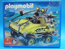 Playmobil 4449 Abenteuer Fahrzeug Auto NEU OVP ungeöffnet (PMZ)