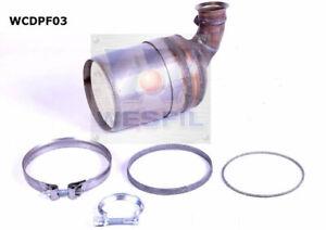 Wesfil  Diesel Particulate Filter   WCDPF03  suits Mini Cooper