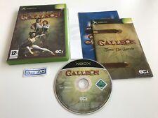 Galleon - Microsoft Xbox - PAL FR - Avec Notice