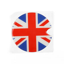 1xunion Jack Flag Pattern Vinyl Sticker Decal for Mini Cooper Gas Cap Cover UK