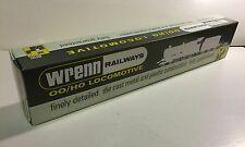 Wrenn LOCOMOTIVE BOX - BRAND NEW