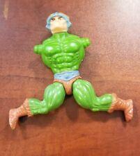 Vintage Mattel 1982 Man At Arms Action Figure MOTU He Man figure