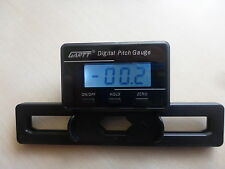 Digital pitchlehre RC heli registrador gauge T-Rex Copterx KDS Belt CP