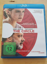 The Circle [Blu-ray] mit Tom Hanks, Emma Watson u.a.