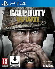 Call of Duty WW2 - COD WWII - English - PS4 📥