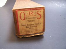 Player Piano Roll Johnny Doughboy Found a Rose in Ireland Fox Trot ORS 7636 Word