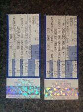 Crowded House - Wembley Arena Concert Ticket Stubs (x2) - 1st June 1994