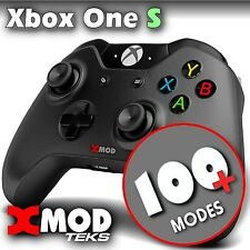 XBOX ONE S MODDED CONTROLLER, RAPID FIRE X MOD COD SCORPIO CHIP @  XMOD 100 MODE