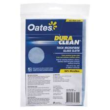 Oates Dura-Clean Thick Microfibre Glass Cloth: Windows, Mirrors, Stainless steel