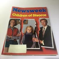 Newsweek Magazine: February 11 1980 - Children of Divorce