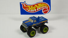 Hot Wheels 1991 Ford BIGFOOT Rare Vintage Green Removable Tires
