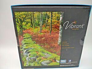 Puzzle Vibrant Rock Wall 1000 Pieces New 51692 #shelf