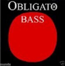 Pirastro Obligato Bass-Saiten Solo Satz E-A-D-G