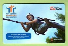 TIM HORTONS Children's Foundation 2011 Gift Card ( $0 )