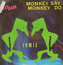 WESTBAM - Monkey Say Monkey Do (Remix) 1989 - Polydor - 871 579-1