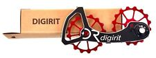 Digirit Ultegra & Dura Ace 9000 Red  2018 Oversize Pullys Wheel Kit
