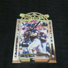 1996 Topps Laser Power Cuts Jeff Bagwell Astros
