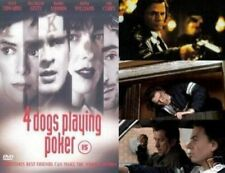 DURAN DURAN John Taylor 4 Four Dogs Playing Poker DVD Movie Region 2 PAL Format