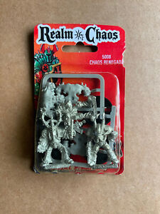 GW Warhammer 40,000 - Realm Chaos Space Marines 5008 Chaos Renegades
