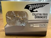 Loot Crate Exclusive Hoodies Collectible Auto Ornaments The Flash ~ New Sealed ~