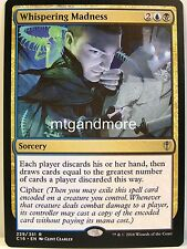 Magic Commander 2016 - 1x Whispering Madness