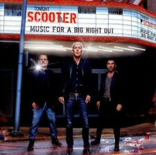 SCOOTER - MUSIC FOR A BIG NIGHT OUT USED - VERY GOOD CD