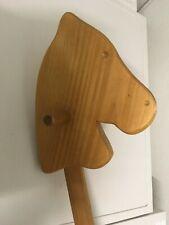 Steckenpferd Holzspielzeug