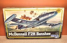 1/72 MPC McDONNELL F2H BANSHEE MODEL KIT # 1-4305