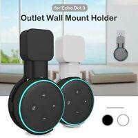 Wall Mount Hanger Holder Bracket for Amazon Echo Dot 3rd Generation Speaker HOT