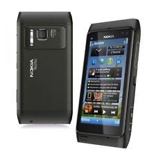 Nokia N8 - 16GB-nero (sbloccato) condizione NUOVO SMARTPHONE-GARANZIA
