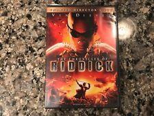 The Chronicles Of Riddick Dvd! 2004 Thriller!