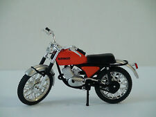 Simson GS 75 - 1, 1:24  IXO Atlas Editions motorcycle from DDR (Eastern Germany)
