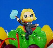 Marvel Universe Figure Figurine Superhero Avengers Thor CAKE TOPPER K1024_N