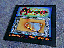 Abraxas: Shattered By A Terrible Prediction Germany 1989 Metal Ep 12 inch - NEW!