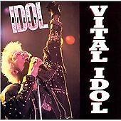 Billy Idol - Vital Idol (Parental Advisory, 2002)