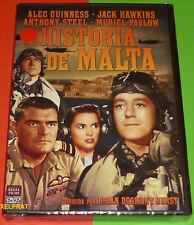 HISTORIA DE MALTA / MALTA STORY - English español - Precintada
