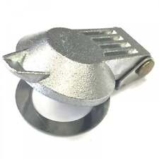 Eagle Security Key Lock Switches All Metal Weatherproof Cover in Nickle Finish