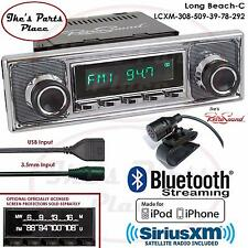 RetroSound Long Beach-CXM Radio/BlueTooth/iPod/USB/RDS/3.5mm AUX-In-308-509-BMW
