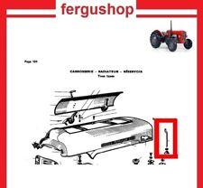 Haubenhalter Haltestange für Motorhaube MF35 FE35 MF35X MF835 ferguson