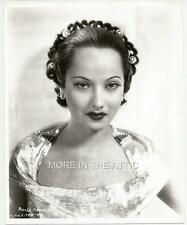 ALLURING MERLE OBERON HOLLYWOOD GLAMOUR PORTRAIT STILL #2