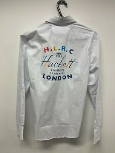HACKETT LONDON 13-14 YRS WHITE SHIRT  BNWT