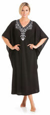 Cotton Blend Robe Regular Lingerie & Nightwear for Women