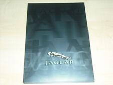 55942) Jaguar XJ Pressemappe 07/2005