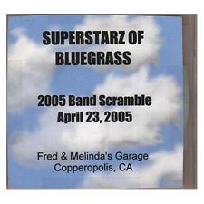 2005 Band Scramble - 2 CDs ~ Superstarz of Bluegrass ~ Good