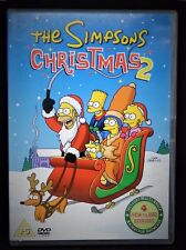 The Simpsons DVD - The Simpsons Christmas 2 DVD,2004 - Fast Free Postage