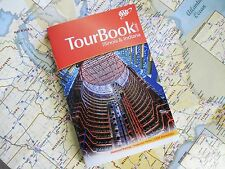 AAA Tour Book Guide ILLINOIS & INDIANA 2017-18 New Travel Maps Discounts $14.95