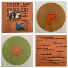 RARE COLOR VINYL 2x LP KANYE WEST THE LIFE OF PABLO NEW [ pre ye jesus is king