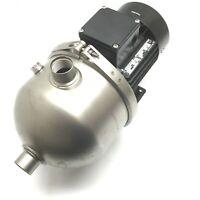 """Grundfos CHI2-20 A-W-G-BQBE Stainless Steel Pump, Ports: 1"""" NPT, Flow: 2.5-3m³/h"""
