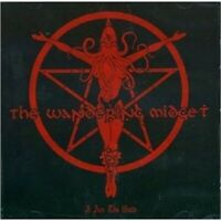 """THE WANDERING MIDGET """"I AM THE GATE"""" CD NEW"""